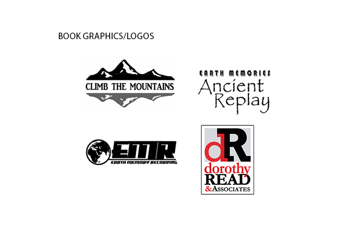 Sample Book Graphics/logo - Dorothy Read and Associaites